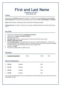 the-perfect-freelance-cv_page_1